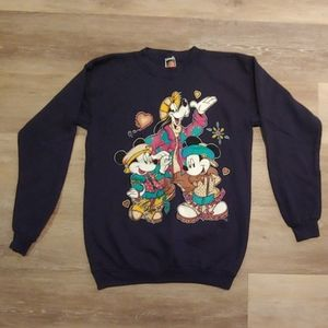 Disney Mickey Unlimited Jerry Leigh Sweatshirt